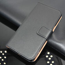 Luxury PU Leather Stand Case Flip Book Wallet Cover For Samsung Galaxy J3 + SP