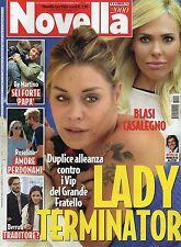 Novella 2016 45#Ilary Blasi & Elenoire Casalegno,Natalia Titova & Max Rosolino,k