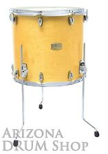 Yamaha Stage Custom Birch 14 Floor Tom w/legs NATURAL WOOD (SBF1413NW) IN-STOCK!