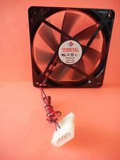 Genuine Power Cooler 120mm 12V DC 4-Pin Computer Power Supply Fan P/N: PS122512W