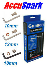 Gunson 14mm Colortune with 10mm ,12 mm and 18mm adapter