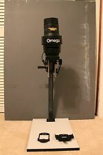 Omega System C-700 Condenser Enlarger Dark Room Photography Equipment