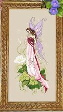 "COMPLETE XSTITCH MATLS  ""FIORE, THE MORNING GLORY FAE"" RL43 by Passione Ricamo"