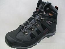 KARRIMOR HOT ROUTE MENS WALKING BOOTS CHARCOAL BRAND NEW SIZE UK 8.5 (AY18)