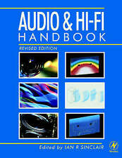 NEW Audio And Hi-Fi Handbook BOOK (Paperback) Free P&H