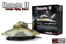 1/72 SQUADRON MODELS * HAUNEBU II - GERMAN FLYING SAUCER* **BRAND NEW KIT**
