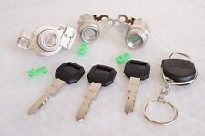 TOYOTA COROLLA AE100 92-97 DOOR LH/RH TRUNK LOCK CYLINDER SET KEY GOOD QUALITY