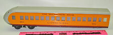 Lionel 884 Hiawatha The Milwaukee Road streamlined observation passenger car