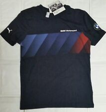 NEW T-SHIRT BMW MOTORSPORT - PUMA - M