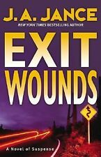 Exit Wounds (Joanna Brady Mysteries, Book 11)-ExLibrary