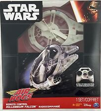 Air Hogs Star Wars Remote Control Millennium Falcon Gyro Stabilization