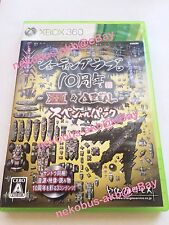 [Used] Shooting Love 10-Shuunen XIIzeal & Deltazeal - Special Pack - XBOX 360