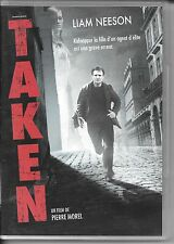 DVD ZONE 2--TAKEN--NEESON/JANSSEN/VALENCE/GRACE/MOREL