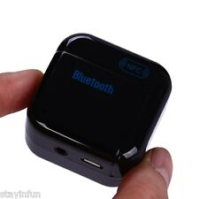 H - 266 Wireless NFC Bluetooth Music Receiver with Micro USB 3.5mm Audio Input
