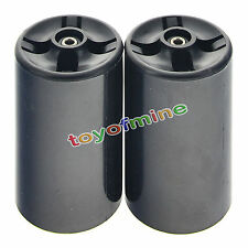 2 AA to D Size Battery Adapters Converters Holders Cases NEW