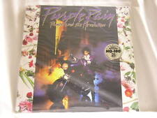 PRINCE Purple Rain HQ 180 Gram Vinyl NEW SEALED LP When Doves Cry Let's Go Crazy