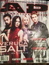 Alternative Press Magazine Veruca Salt Pennywise Ben Folds Five Supergrass Sound
