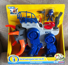 FISHER PRICE IMAGINEXT SPACE ALPHA WALKER NEW IN BOX