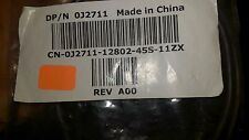 NEW DELL USB CABLE REGULAR END MALE BY MINI MALE END.3' HD NOT A CHEAP THIN ONE