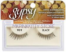 Gypsy Strip Lash 909 Black  -  False Eyelashes * NEW *
