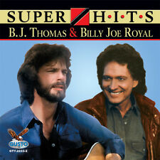 Super Hits - B.J. & Billy Joe Royal Thomas (2011, CD NIEUW)