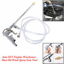 Air Pressure Wash Cleaner Spray Gun Auto SUV Engine Warehouse Dust Oil Wash Tool