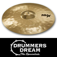 "SABIAN HHX 19"" Fierce Crash Cymbal Brand New with 2 Year Warranty RRP $649"