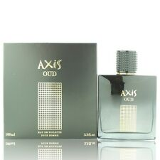 Axis Oud 3.3 Oz Eau De Toilette Spray By Axis New In Box For Men