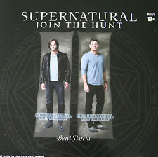 CW Supernatural Sam & Dean Brothers Body Pillow Case Pillowcase Join the Hunt