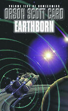 Earthborn: Homecoming Series, book 3, By Card, Orson Scott,in Used but Acceptabl