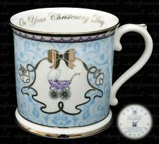 HUDSON AND MIDDLETON OCCASIONS TANKARD MUG CHRISTENING BABY