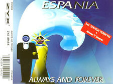 ESPANIA Always And Forever 6x CD Single Germany ZYX 1996 HEATWAVE cover