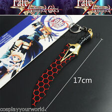Fate Stay Night Shirou Emiya Archer Bakuya Sword Blade Yin Yang Weapon Key Chain