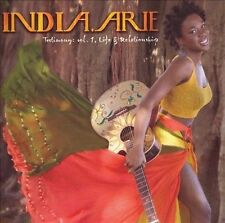 Testimony: Vol. 1, Life & Relationship by India.Arie (CD, Jun-2007, Motown...
