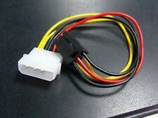 4 Pin Molex LP4 to 6 Pin PCI-E power adapter converter graphics card cable FC46-