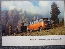 *** RARITÄT *** VW- Bus Achtsitzer, 1:20,  Wilhelmshavener Lehrmittelinstitut