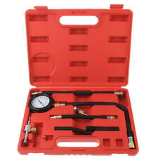 Fuel Injection Pump Pressure Tester Manometer Car Auto Gauge Kit system Test Set