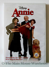 Annie New York Orphanage Disney Musical DVD Kathy Bates Victor Garber Warbucks