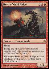 MTG HERO OF OXID RIDGE TEDESCO - EROE DI CRESTA OXID - MBS - MAGIC