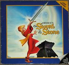 THE SWORD IN THE STONE ~ LASERDISC ~ FREE US SHIPPING
