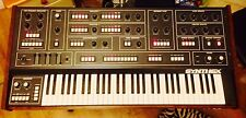 Elka Synthex Mk1 Vintage Analogue Synthesiser Collectors Item