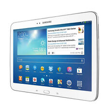 WHITE Samsung Galaxy Tab 3 GT-P5210 16GB WiFi 10.1 Inch Android Tablet Fast