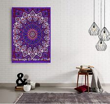 Indian Dorm Decor Poster Tapestry Star Mandala Yoga Mat Wall Hanging Table Cloth