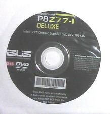 original asus Mainboard Treiber CD DVD P8Z77-I deluxe WIN XP 7 8 Windows NEU new