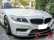 09 10 11 12 13 BMW E89 Z4 3D LOOK CARBON FIBER FRONT LIP