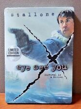 Eye See You ( DVD )  Sylvester Stallone   Limited Edition Steelbook   LIKE NEW