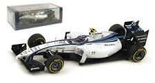 Spark S3144 Williams FW36 #77 3rd Abu Dhabi GP 2014 - Valtteri Bottas 1/43 Scale