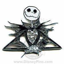 Disney NBChristmas- Jack Skellington - Spiderweb (Jeweled) -New On Card