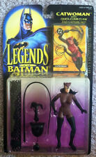 Legends of Batman Catwoman with Quick-Climb Claw and Capture Net, by Kenner