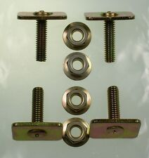 C Pillar Trim Fasteners x4 Mk2 Cortina GT Lotus Savage 1600E Brand Spanking New!